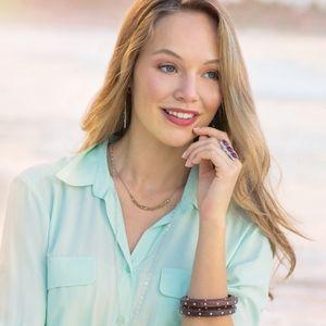 Silpada Jewelry - Silpada Sterling Silver Pebble Necklace